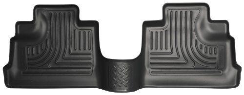 Husky Liners 2nd Seat Floor Liner Fits 1116 Wrangler 4 Door On