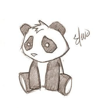 How to draw a panda panda drawing images panda drawing pictures graphics page