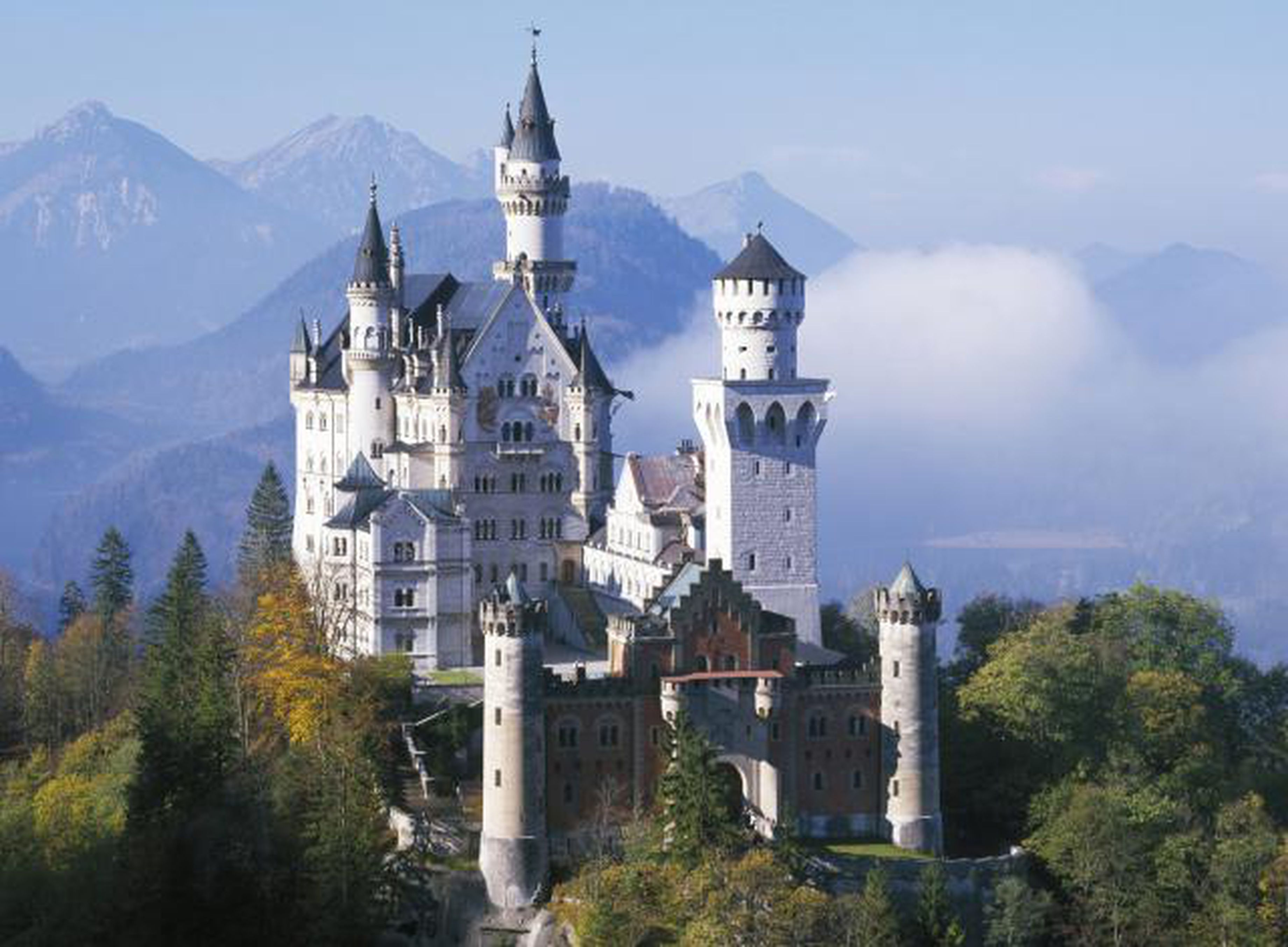 Palace Deutsch