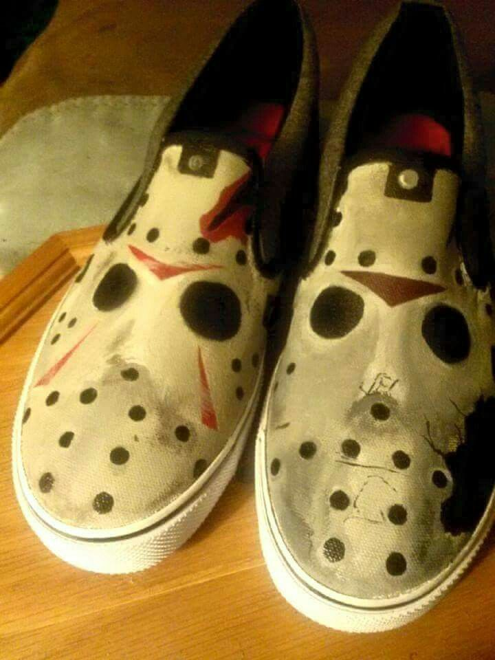 Jason Voorhees...Enjoy RushWorld boards WELCOME TO HELL HERE ARE YOUR SHOES,  WTF FASHIONS and HAT FASCINATOR OR DUMBFOUNDER?  See you at RushWorld!