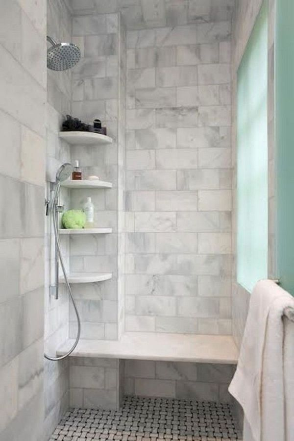 32 Best Small Bathroom Design Ideas And Decorations For 2020: 59+ New Trend And Best Tile Bathroom Designs In 2020