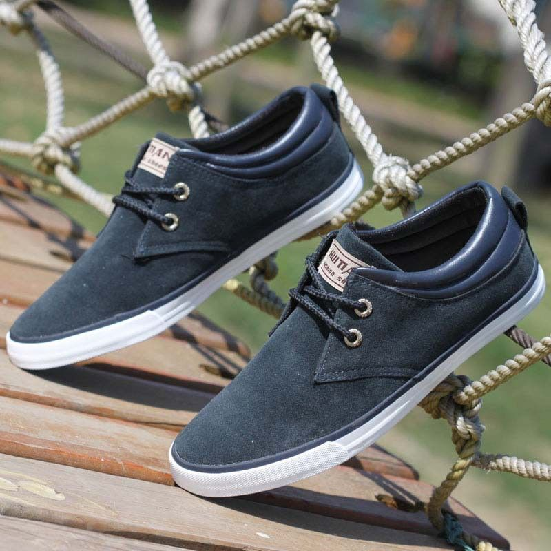 865515c1f6f Top Fashion brand man Sneakers Canvas men s shoes For Men
