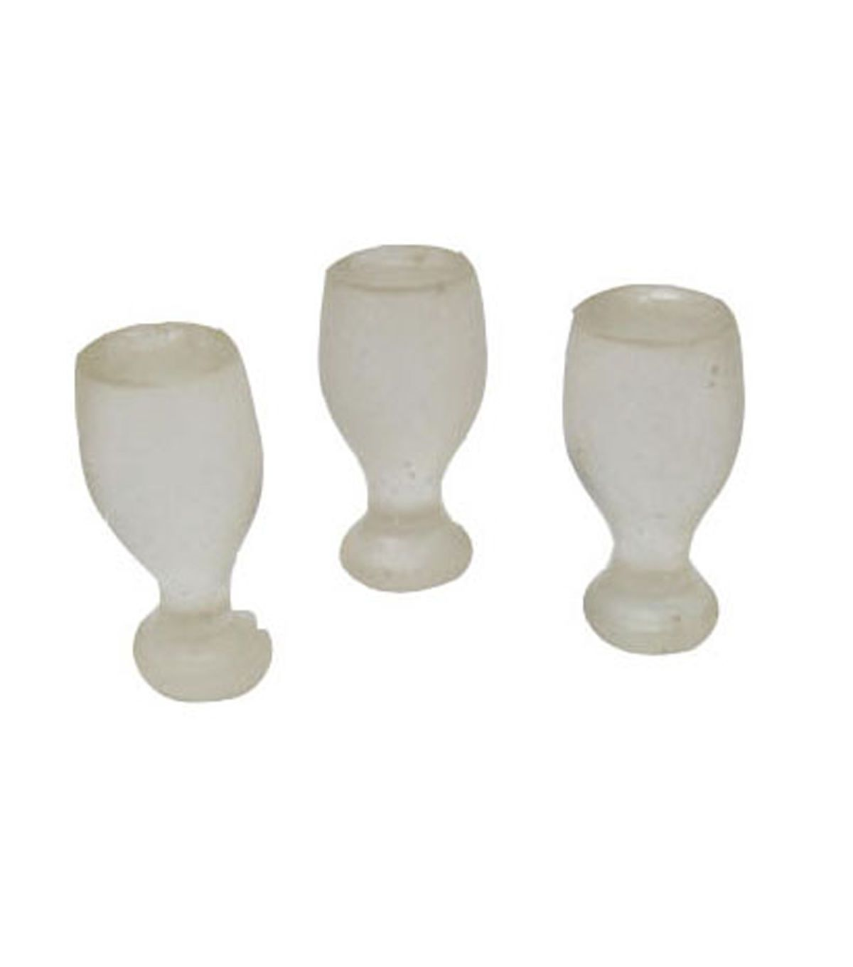 Bloom room littles pack of resin goblets changue and resins