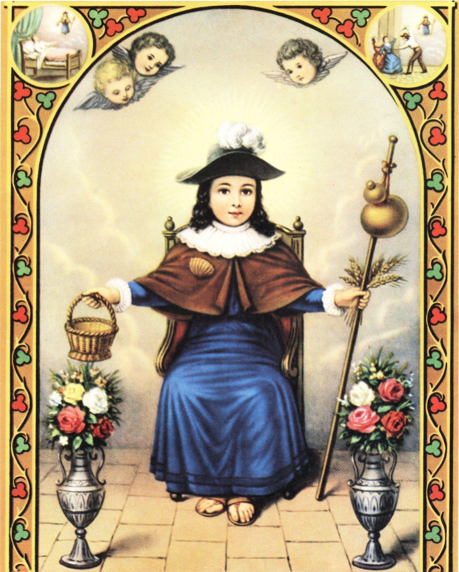 Santo Niño De Atocha Tribe Net Santo Niño De Atocha Divino Niño De Atocha Oraciones A Los Santos