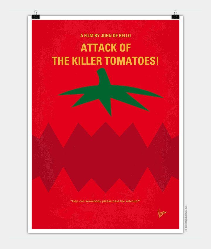 Tomato Minimalist Poster - Google Search
