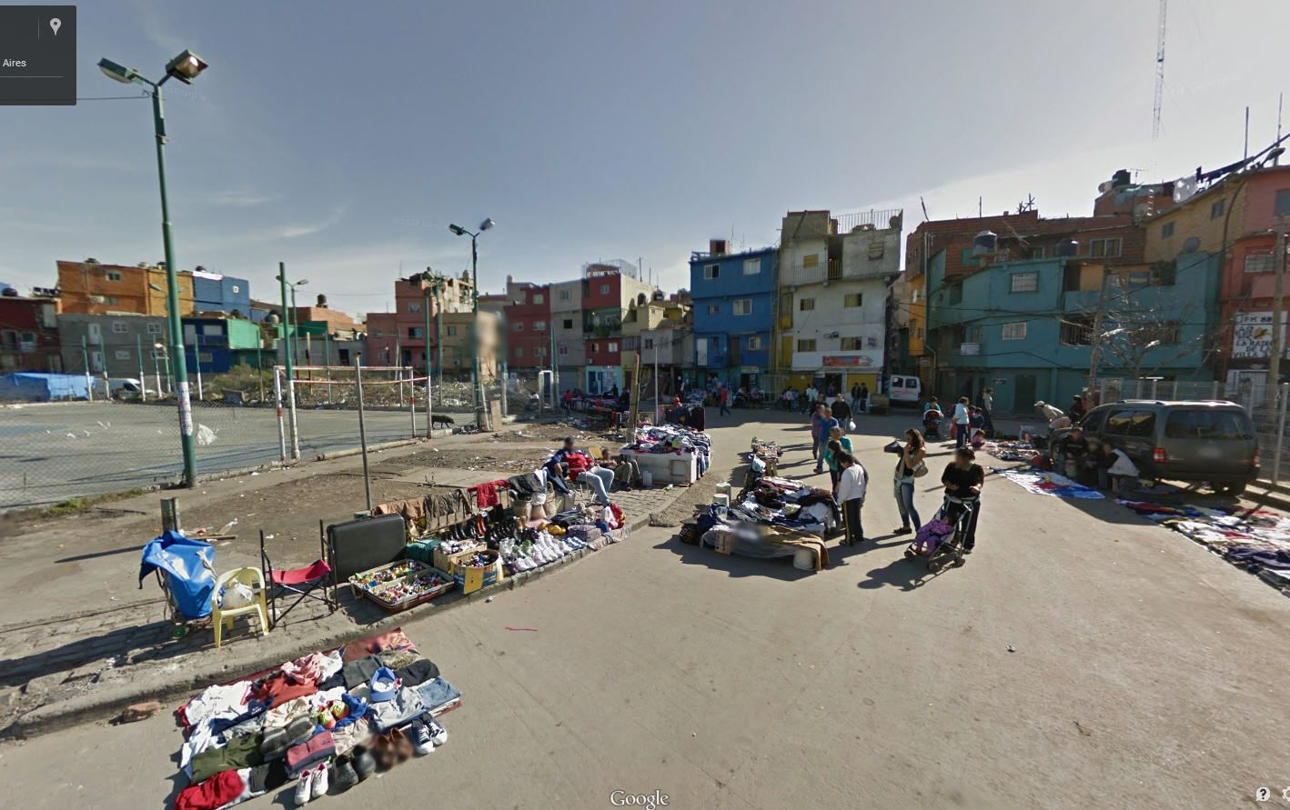 Google Street View Argentina Is Now Live One Of The Not So Nice