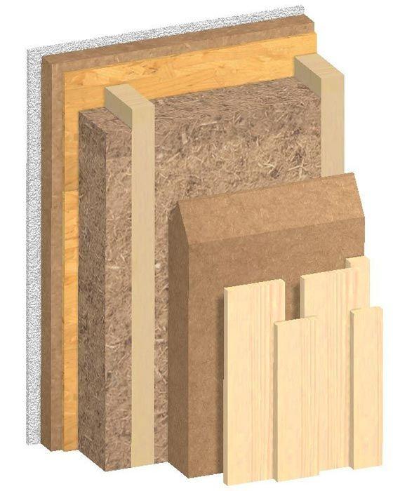 Neue Gutex-Holzfaserdämmplatte für hinterlüftete Fassaden