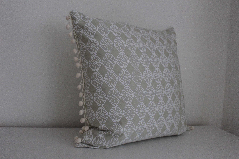 Pillow Pastel Beige White Pillow Case Ethno Pillow Decorative Pillow Decorative Pillow Sofa Cushion Scandikissen Bohokissen Pillow Approx 50x50 Kissen Mosaikmuster Sofakissen