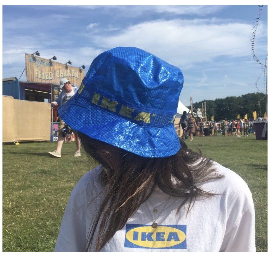 Ikea Bucket Hat Streetwear Fashion Accessories Coachella Ikea Bucket Hat Under 5 Ikeabuckethatunder5 Nw In 2021 Outfits With Hats Fashion Ikea Bucket Hat