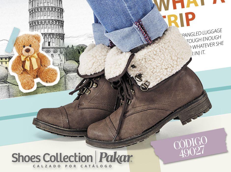 Zapatos para niñas botas Invierno Shoes Collection Pakar