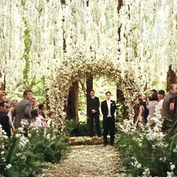 Wedding Ideas Blog From Twilight To Breaking Dawn Wedding