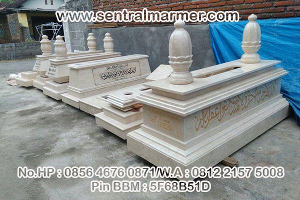 Kijing Marmer Makam Keramik Dan Batu