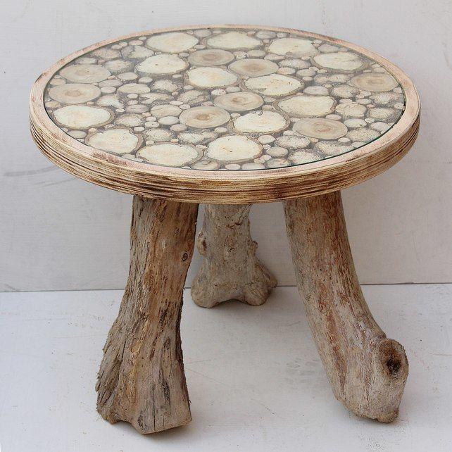Enjoyable Round Driftwood Coffee Table Glass Top Driftwood Coffee Uwap Interior Chair Design Uwaporg