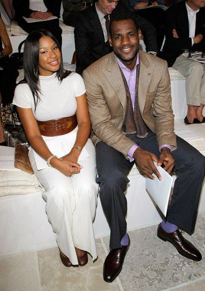 a5bc4741014 LeBron James   Savannah Brinson Wedding Details Revealed