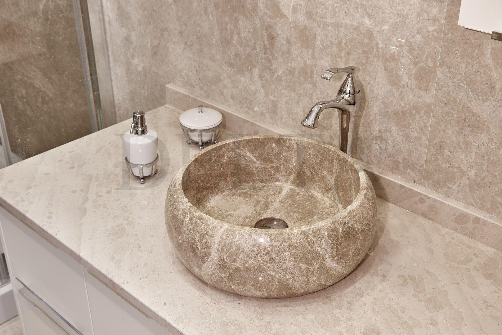 cream and brown bathroom accessories. Cream Brown Bathroom Design Beige Marble Vanity Top  Light Emperador Sink