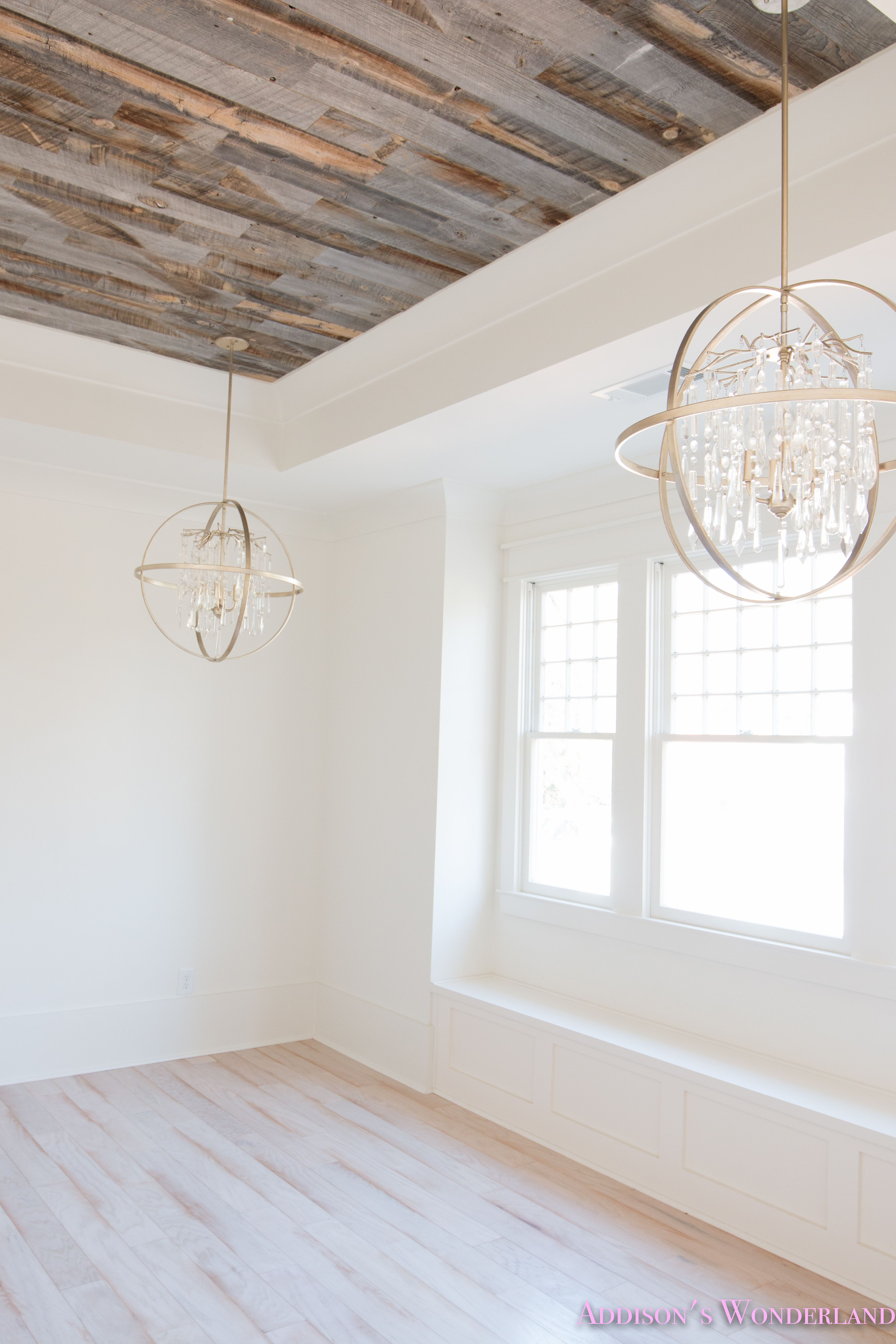 Painted Wood Ceilings Whitewashed Wood Ceilings Ideas Ceilings Little Girl