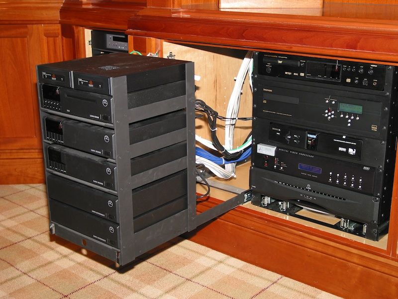 Sound Image :: Special Home Theater Installation