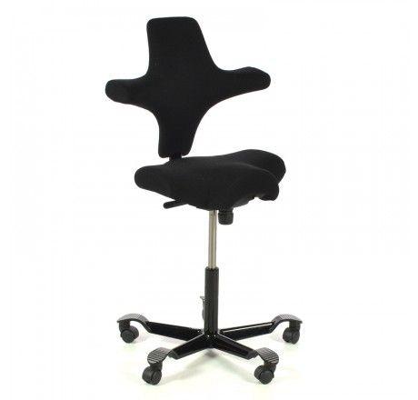 Comforto Bureaustoel D7783.Brixxo Bureaustoelen De Hag Capisco 8106 Bureaustoel Is Uniek In