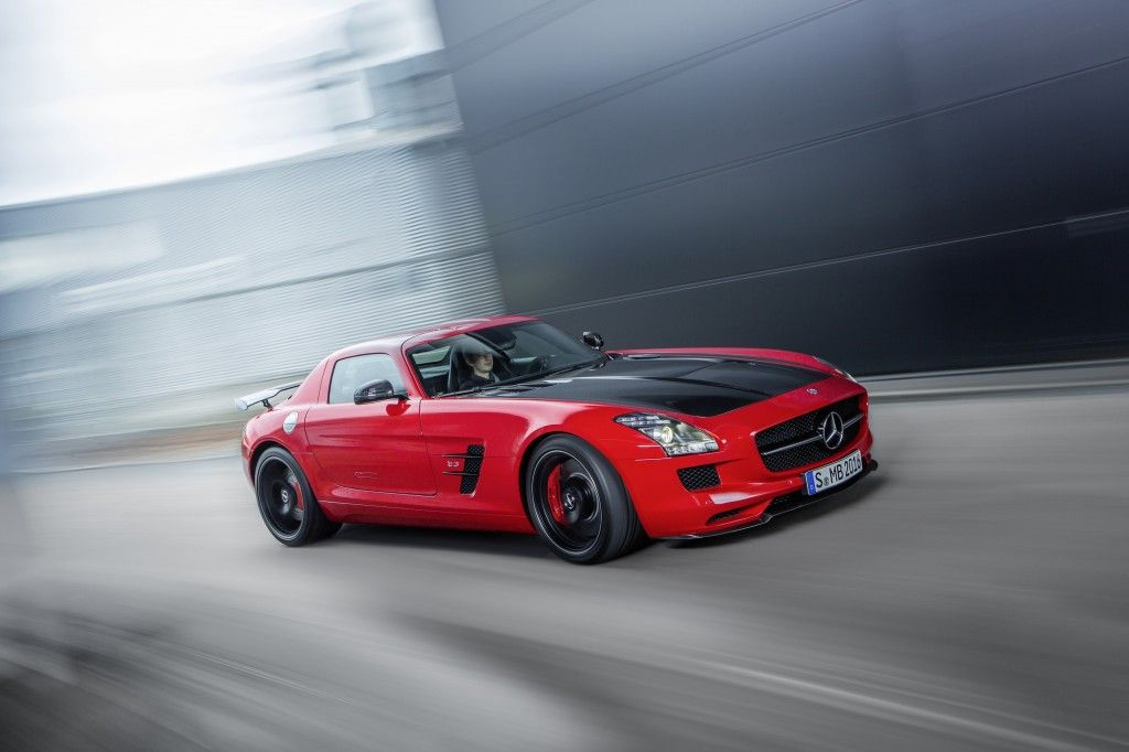 Final Edition Is A Perfect End To The Sls Amg Gt Mercedes Benz