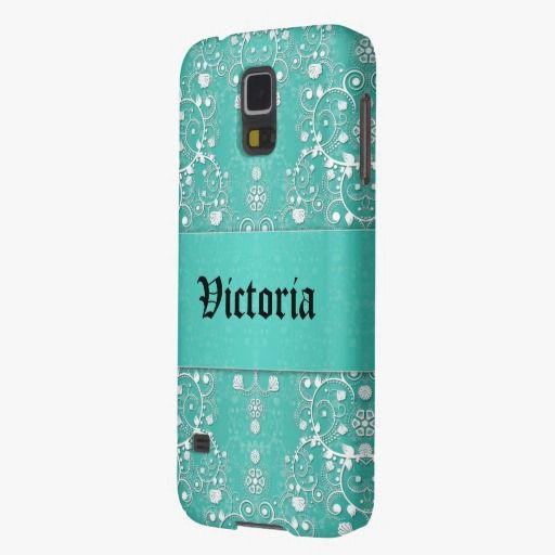 It's cute! This Girly Lacy Damask in Teal and White Galaxy Nexus Covers is completely customizable and ready to be personalized or purchased as is. Click and check it out!