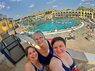 Healing Waters of the Thermal Baths in Budapest   Hole In The Donut Cultural Travel   Bloglovin'