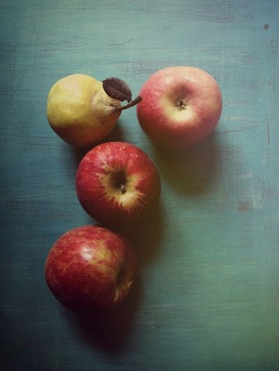 Autumn Apples Art Print, Rustic, Aqua, Teal, Modern Farmhouse, Food  Photography, Kitchen Art, Organic, Fruit, Harvest, Fine Art Photography, Home  Decor