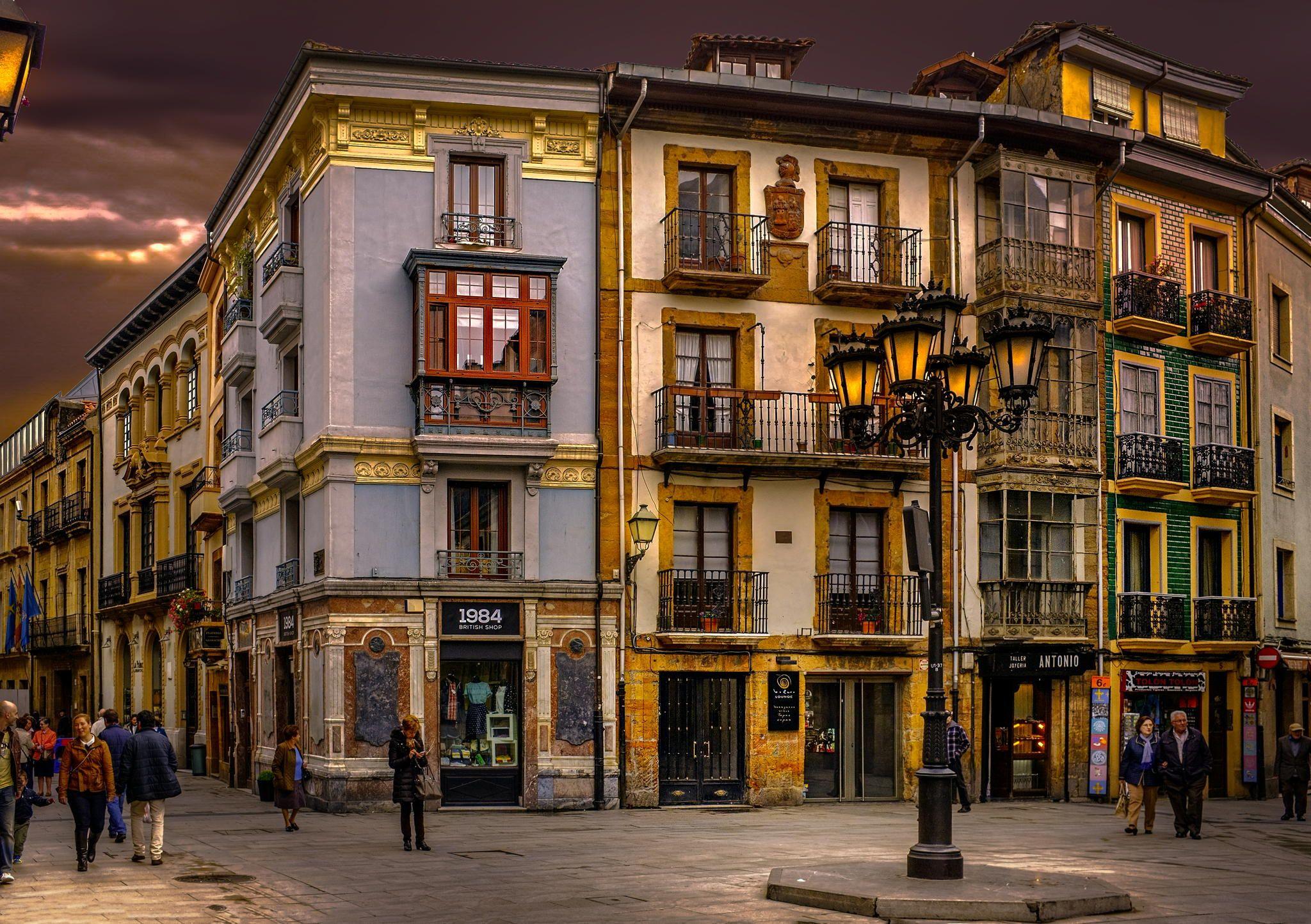 Walking In Oviedo Ii By Mariluz Rodriguez Alvarez On 500px