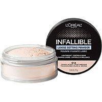 L'Oréal Infallible Tinted Loose Setting Powder | Ulta Beauty