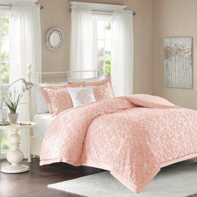 Sabrina 4 Piece Comforter Set by Madison Park - MP10-3322