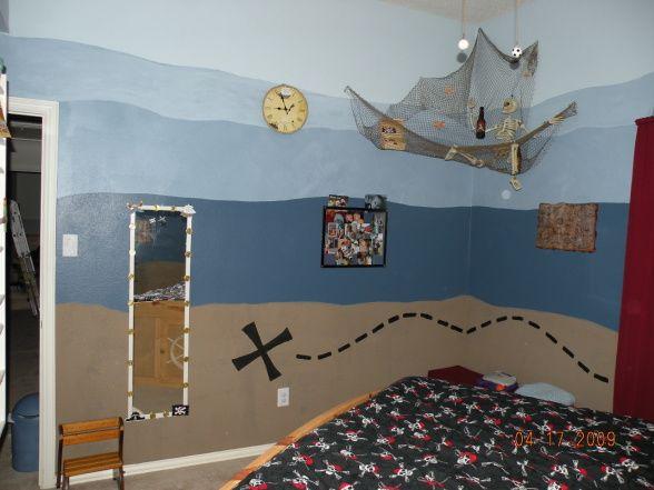 Arrrrgh A Pirate S Room Pirate Room Children Room Boy Pirate Room Theme