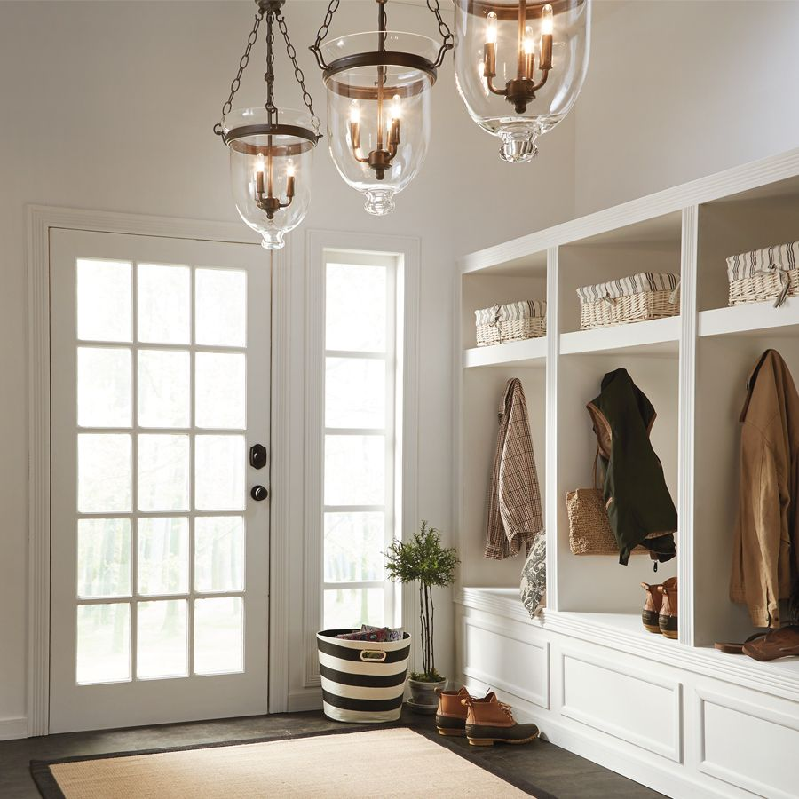 Lowes Pendant Lights For Kitchen Mesmerizing Shop Kichler Lighting Belleville 1551In W Olde Bronze Pendant Inspiration