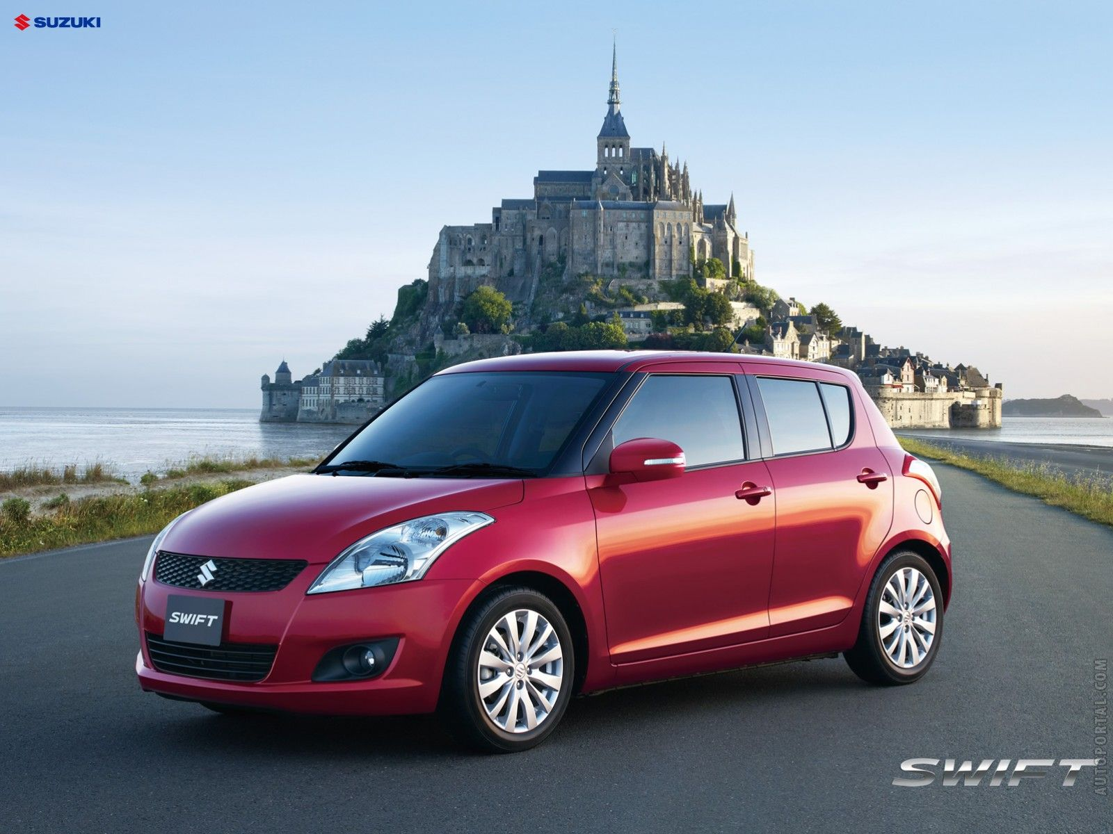 Maruti suzuki launched the swift hatchback in india in the year the finely designed hatchback became very popular in no time and it literally replaced the