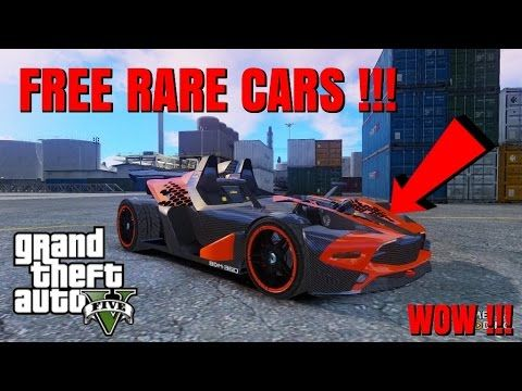 Gta Story Mode Rare Car Spawn Locations