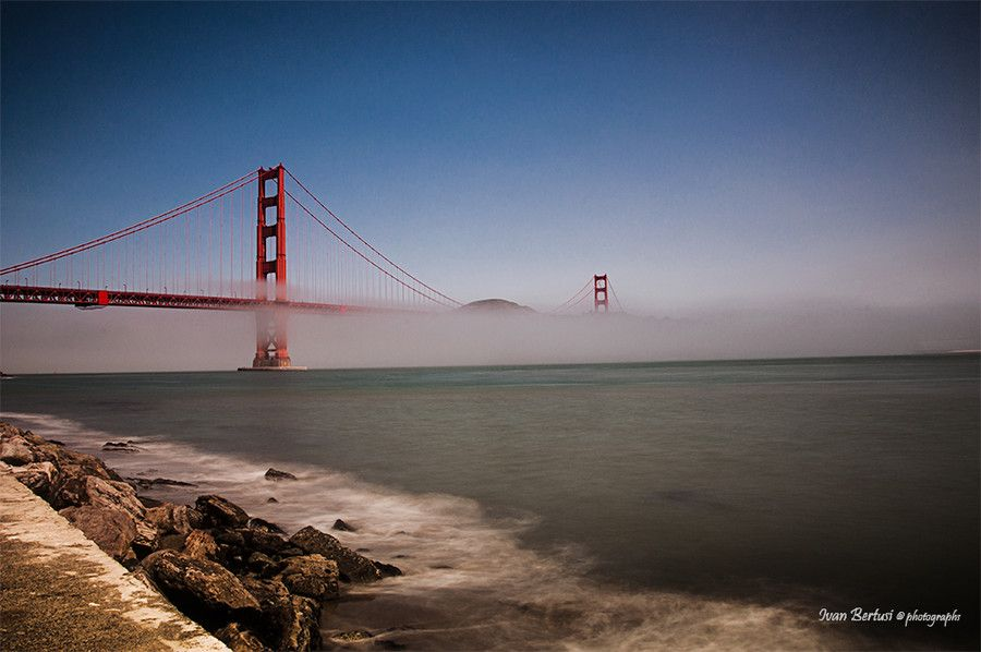 Golden Gate mist