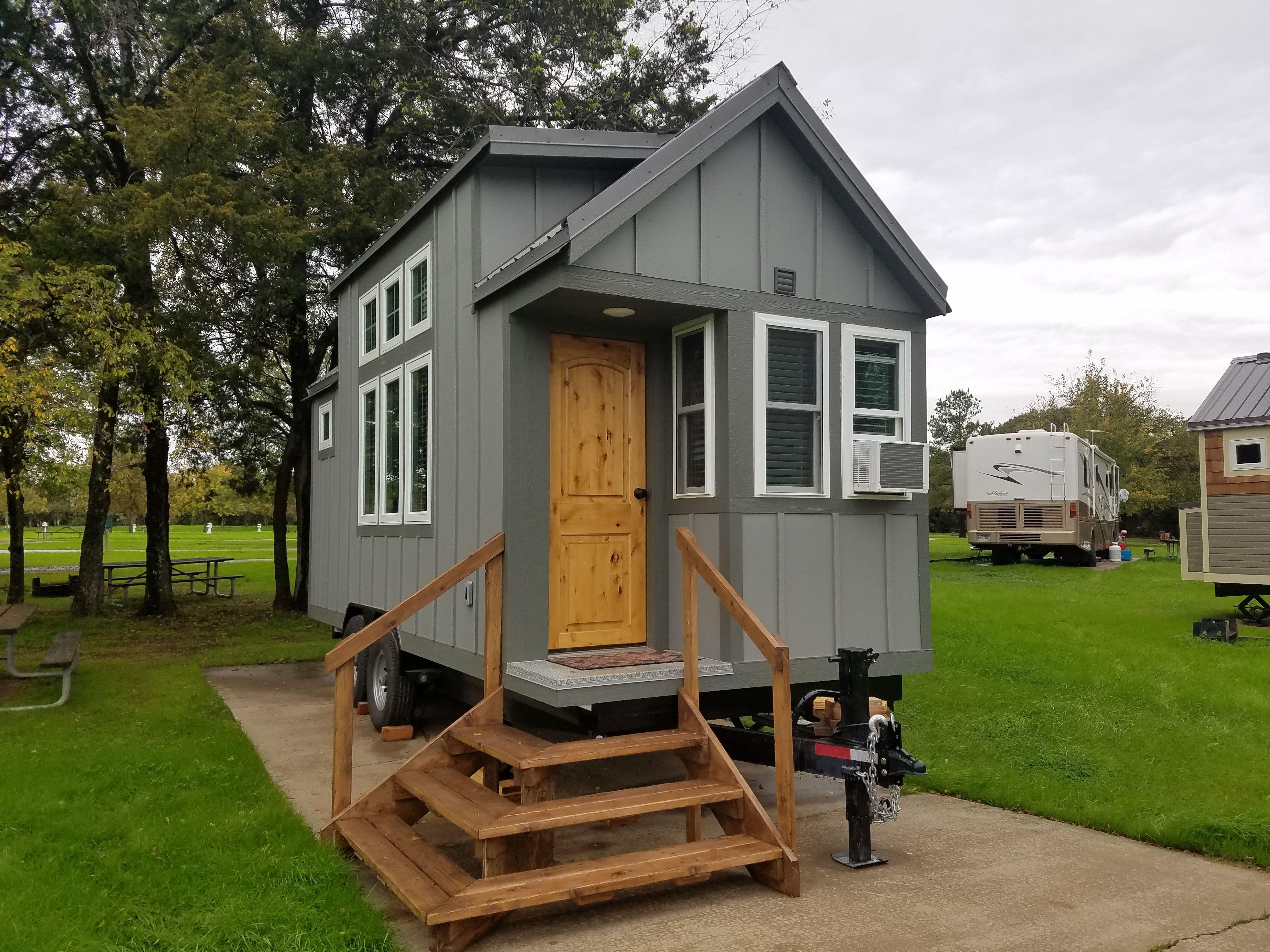 Tiny House   RV PARK CANTON TX | CABIN RENTALS CANTON TX