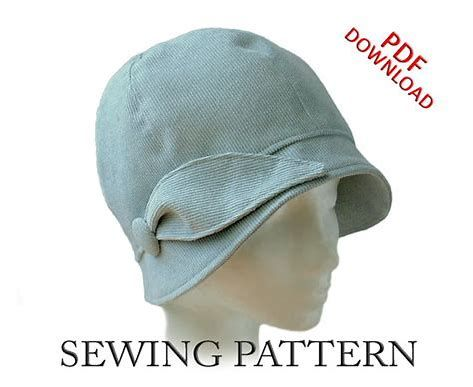 Image result for Cloche Hat Pattern Free Printable   sewing ...