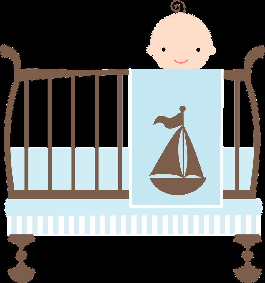 beb menino e menina 3 crib png minus comunio bautizo rh pinterest ca baby girl crib clipart baby girl crib clipart