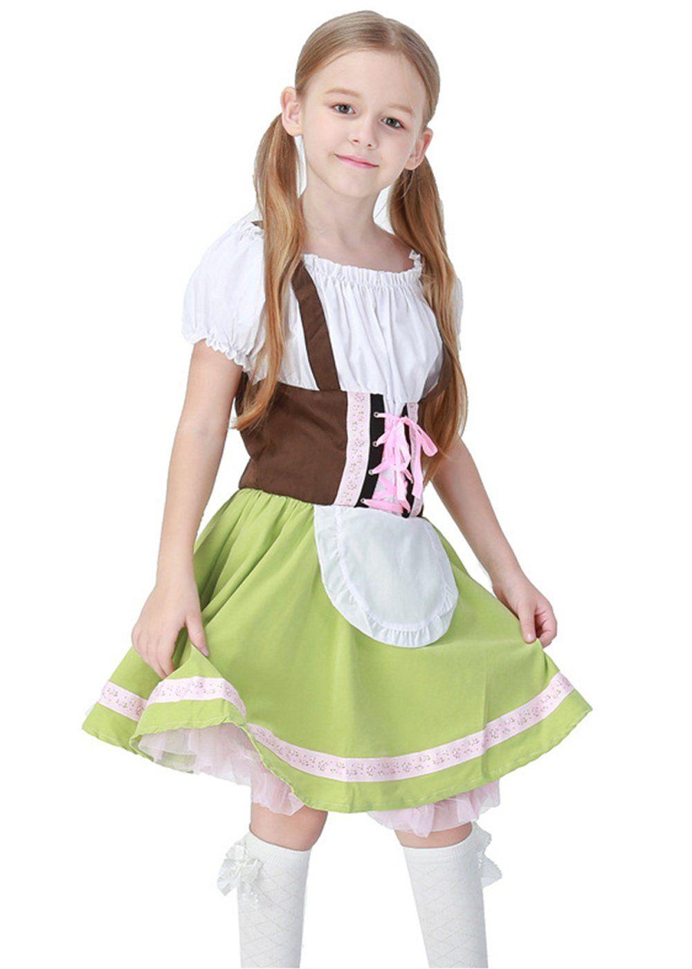 Boys Bavarian German National Dress Oktoberfest Fancy Dress Costume Child Outfit
