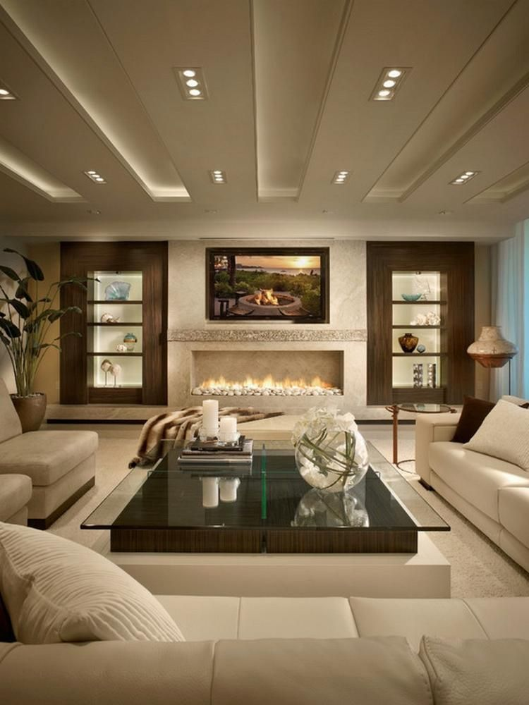 100 Elegant Contemporary Living Room Decor Ideas With Images