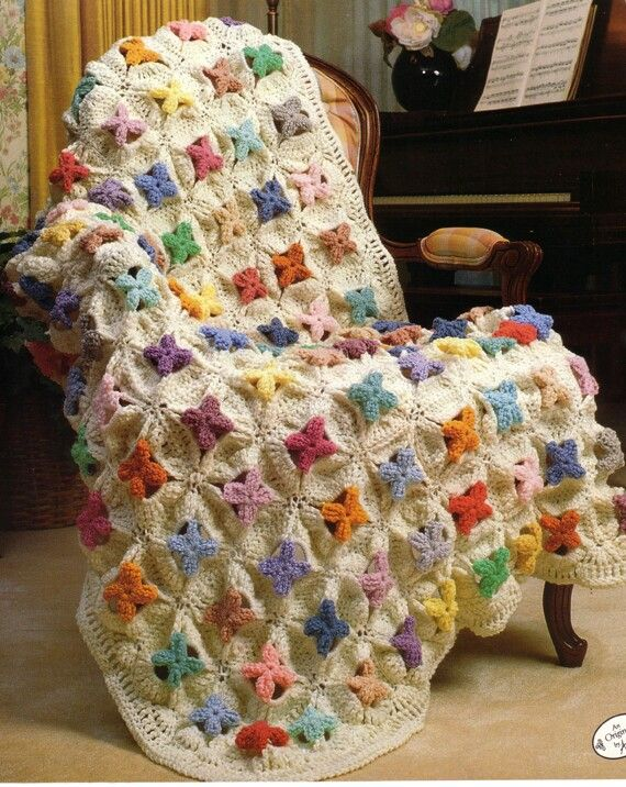 Cathedral quilt afghan | Sewing Crafts and Things | Pinterest | Alter