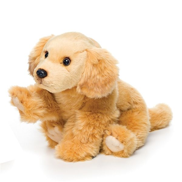 Lifelike Golden Retriever Stuffed Animal By Nat And Jules Dogs