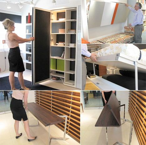 Resource Furniture Makes Ikea Designs Look Unwieldy Video
