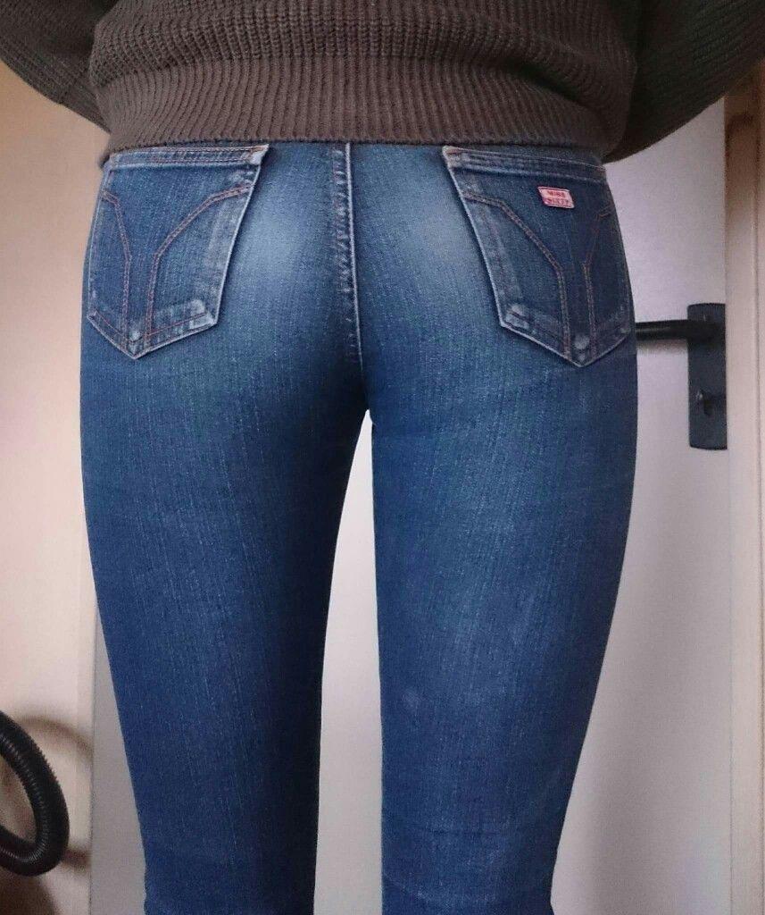 frauen in lackhosen knallenge jeans