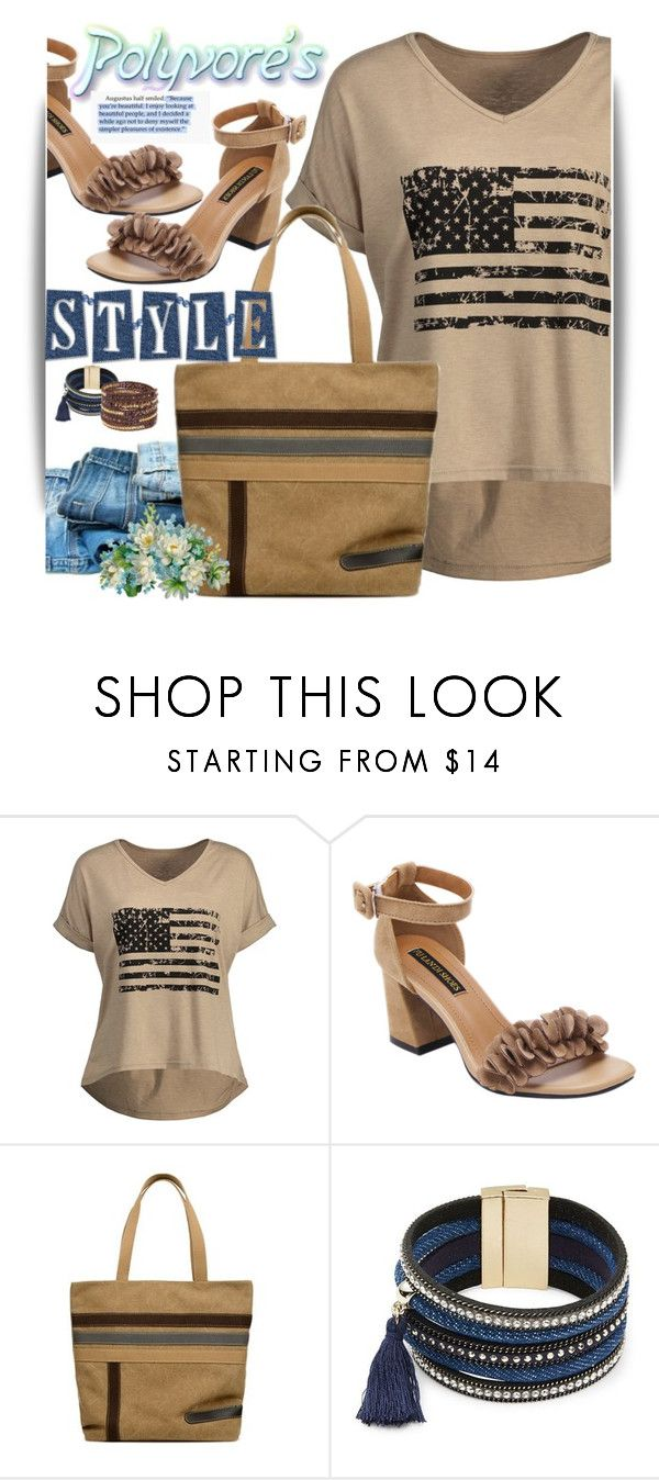 """""""ROSEGAL"""" by selmir liked on Polyvore featuring Design Lab ..."""