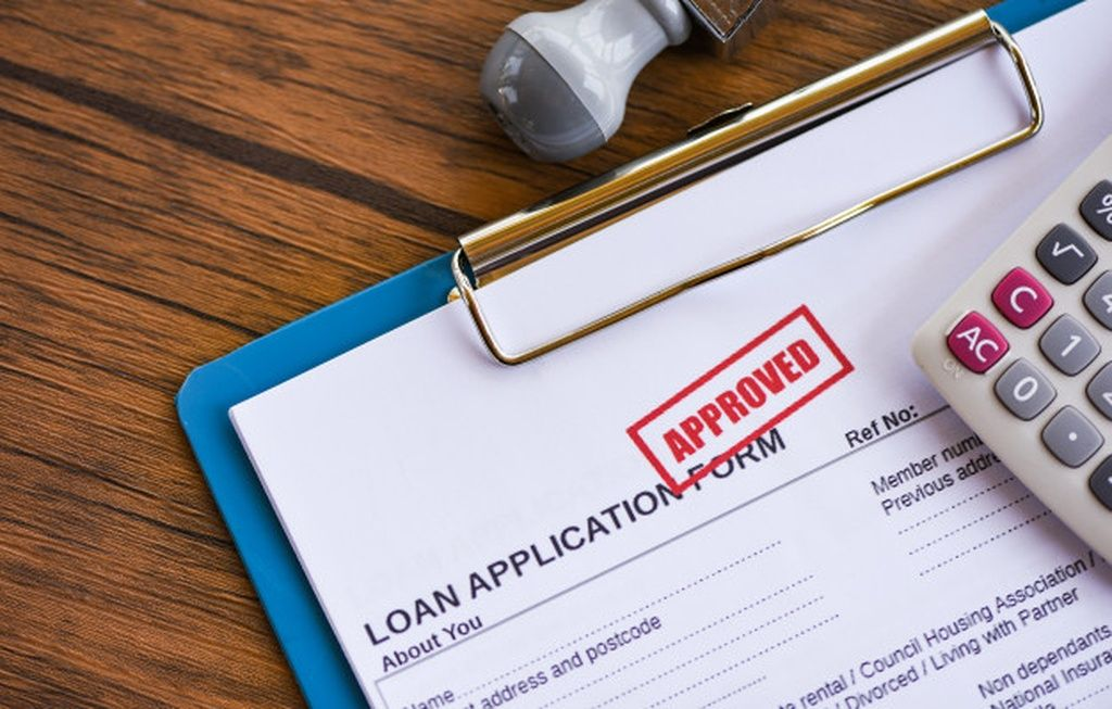 Loan Approval Financial Loan Application Form For Lender And Borrower For Help Investment Bank Estate Paid In 2020 Personal Loans Online Personal Loans Instant Loans
