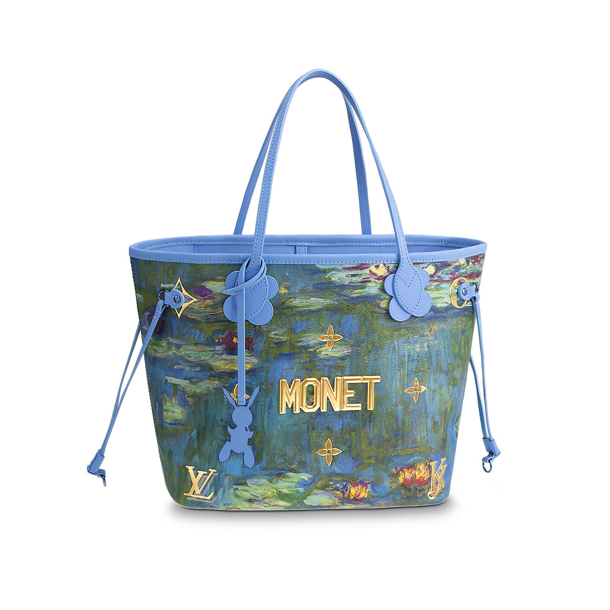 Anyone Wanna B My Secretsanta Get Me This Monet Louisvuitton I M All 4 It Image In Masters Lv X Koons