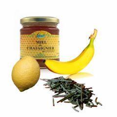 faites votre masque de beauté maison peaux grasses miel banane citron bio