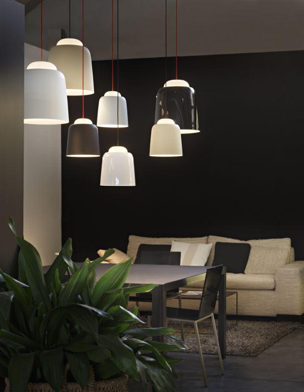 TEODORA lampade sospensione catalogo on line Prandina illuminazione design lampade moderne ...