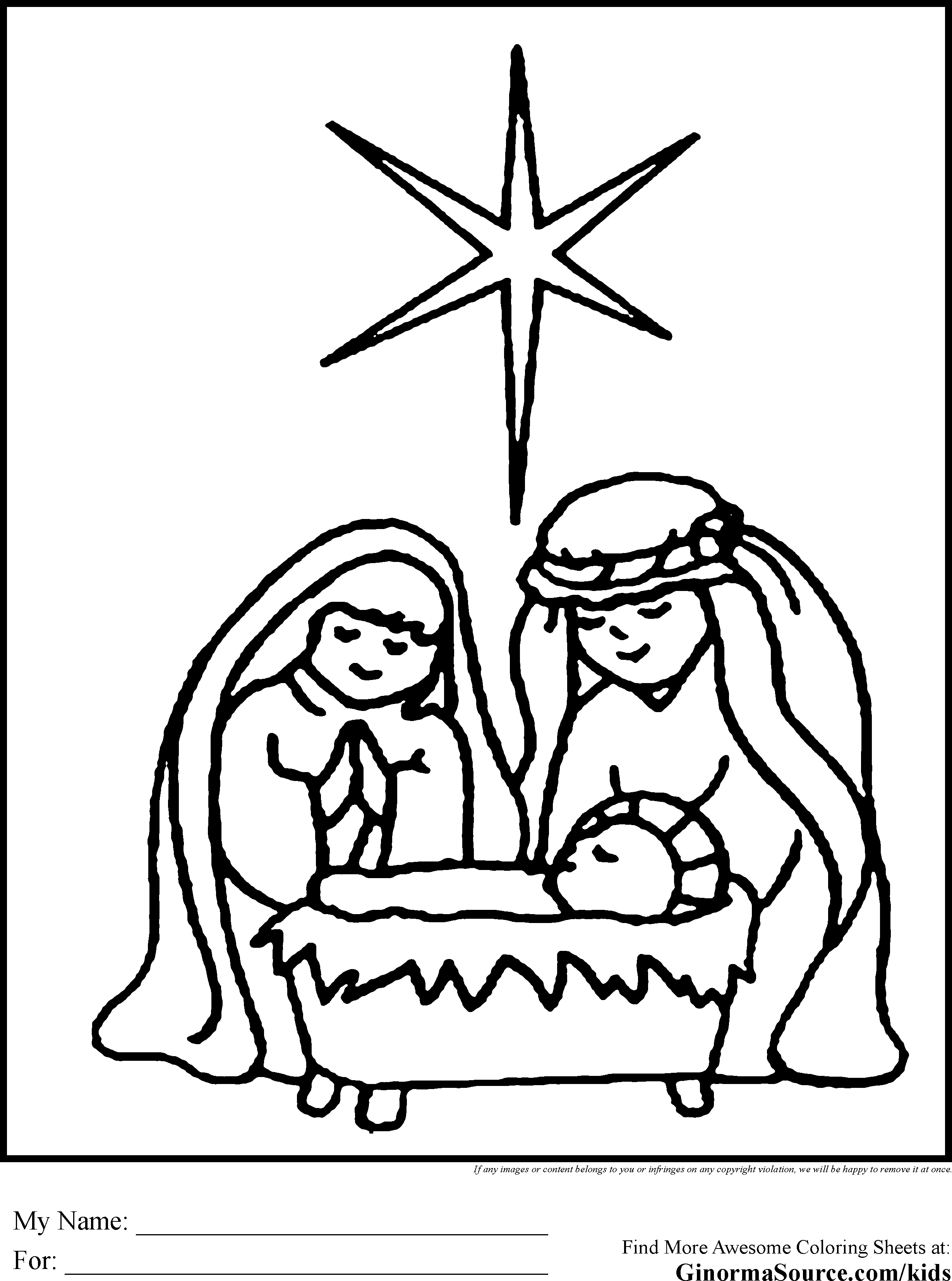 Free coloring pages nativity scene - Free Printable Bible Coloring Pages Bible Coloring Sheets Coloring Book Pictures Christian Coloring Pages And More