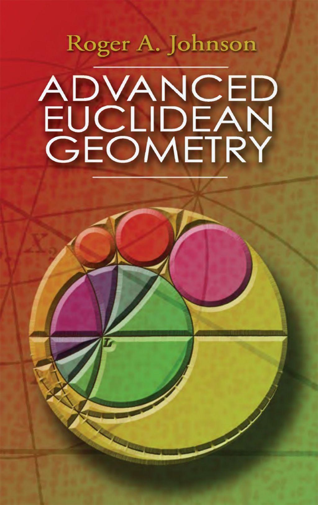 Advanced Euclidean Geometry Ebook Euclidean Geometry Advanced